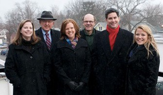 S&S Team in December 2014.