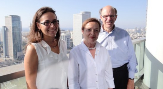 October 2014: George Soule participated in mediation in Tel Aviv with Israeli counsel, Ruth Loven and mediator, Nilly Zohar.