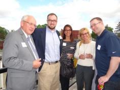 Paul, Ike Messmore, Christine Gurrola, Sheryl Bjork, Shane Bohnen.
